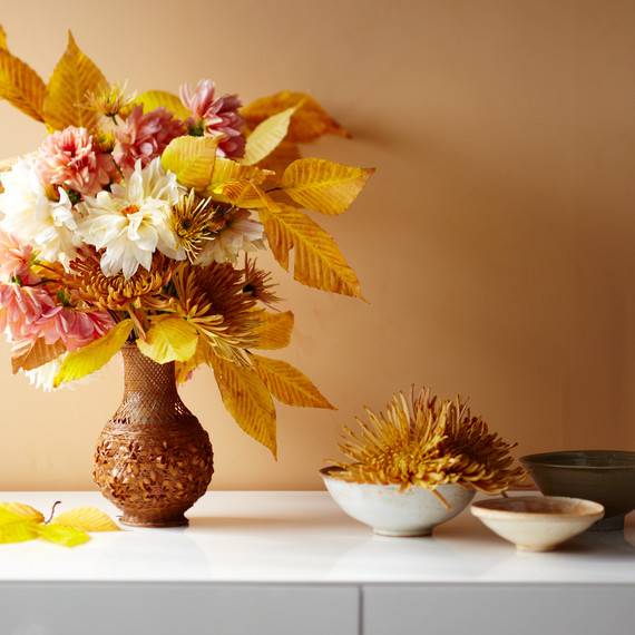 8 Fall Flower Arrangements You 39 Re Missing Out On Martha