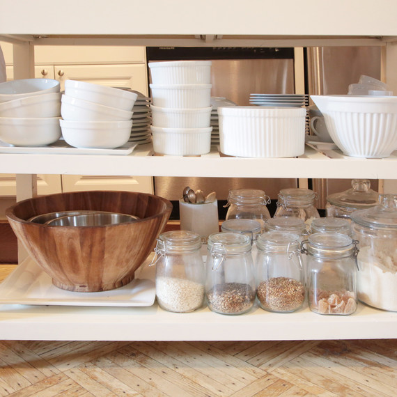 Small Kitchen Storage Ideas Inside A Well Designed Nyc Kitchen Martha Stewart