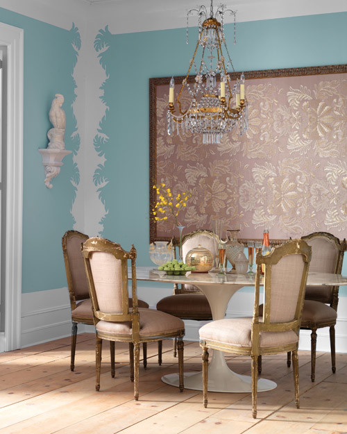 ways to update your dining room colors martha stewart