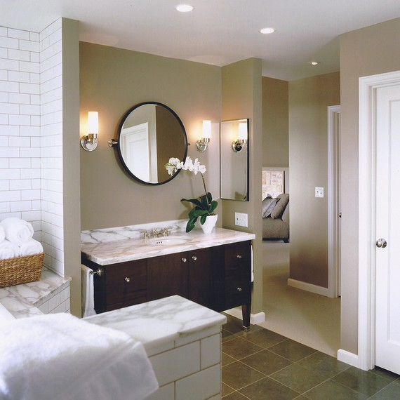 Bathroom: How To Turn Your Bathroom Into A Personal Home Spa