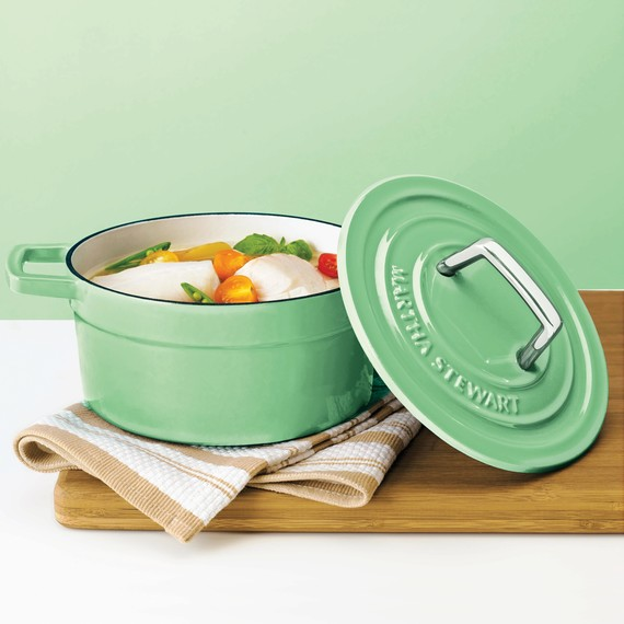Discover Fresh New Cookware amp Dinnerware by the Martha  : macys spring eci pistachiosq from www.marthastewart.com size 570 x 570 jpeg 65kB