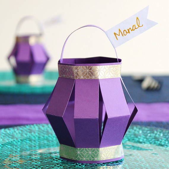 Ramadan Paper Lantern