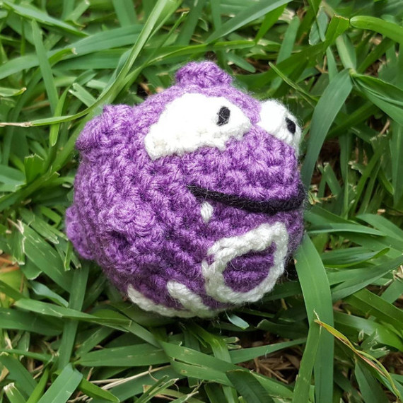 pokemon go crochet koffing