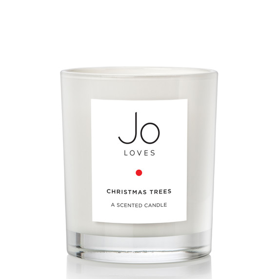 Jo candle christmas trees