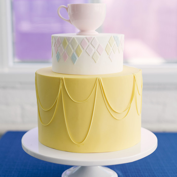 Be Our Guest A Baby Shower Inspired By Beauty And The