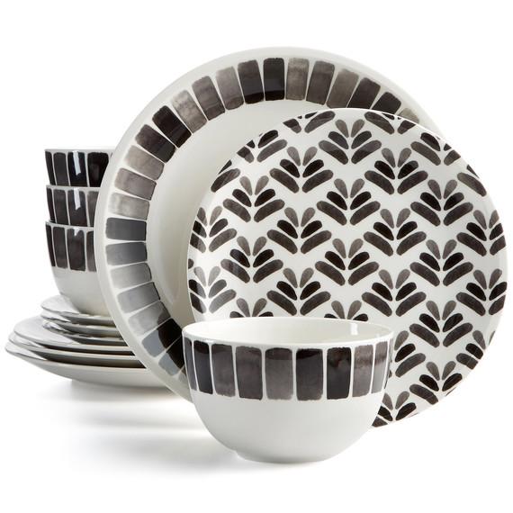 macy's heirloom dinnerware dishes