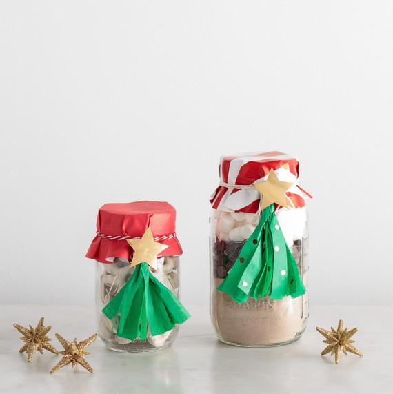 MS crafts mason jar