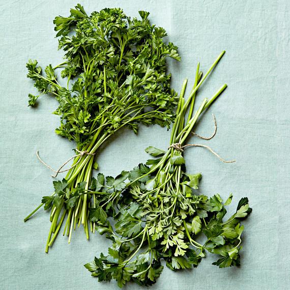 parsley varieties