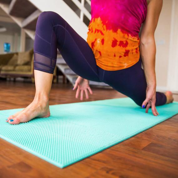 accupressure yoga mat