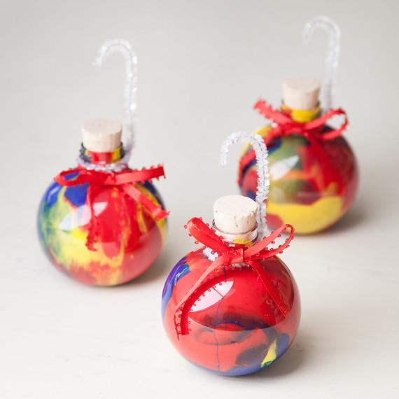diy ornaments martha stewart craft for swirly ornaments