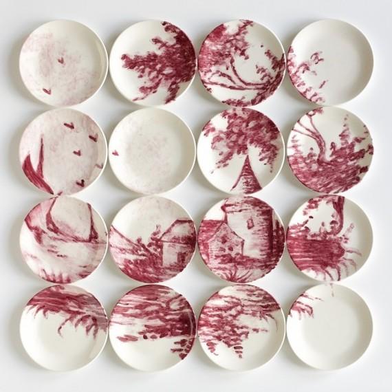 """Molly Hatch ceramics """"Reverie"""""""