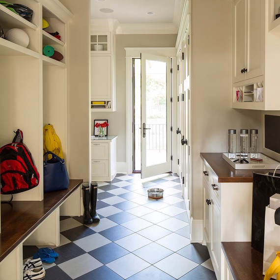 8 Fun And Functional Mudroom Ideas For A Super-Organized