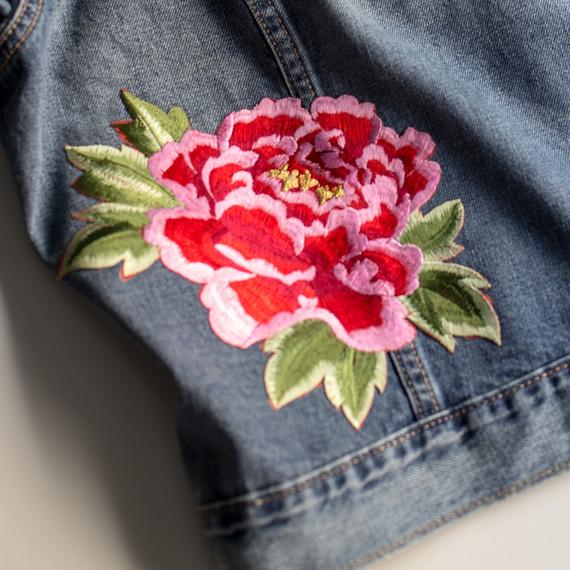 1 Denim Jacket 3 Beautiful Ways To Personalize It