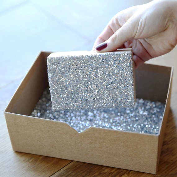 Glitter Box In Process
