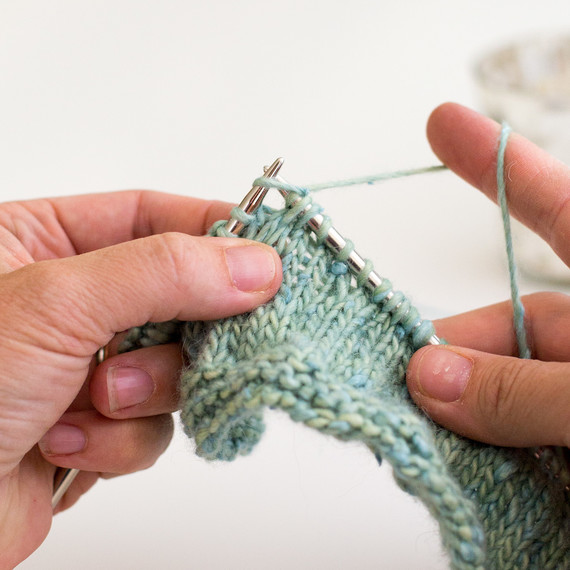 Add Subtle Texture to Your Knitting with the Trellis Double-Slip Stitch Mar...