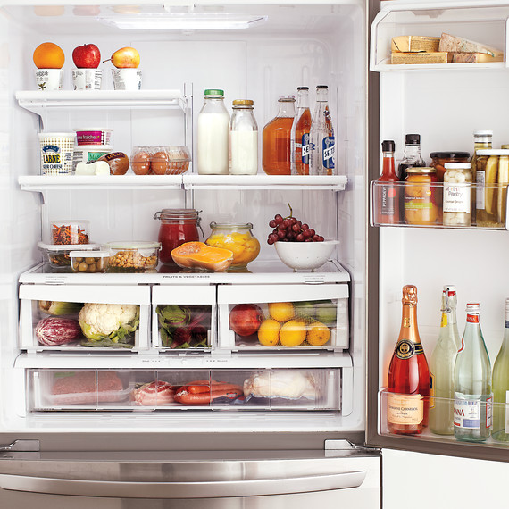 It's Time -- To Clean Out Your Refrigerator (For The