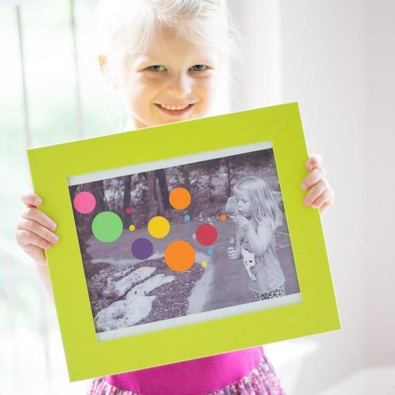 Kids Photo Art Project