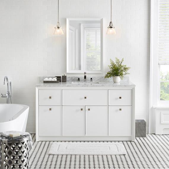 Martha stewart bathroom vanities