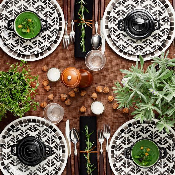 greens heirloom macys dinnerware collection