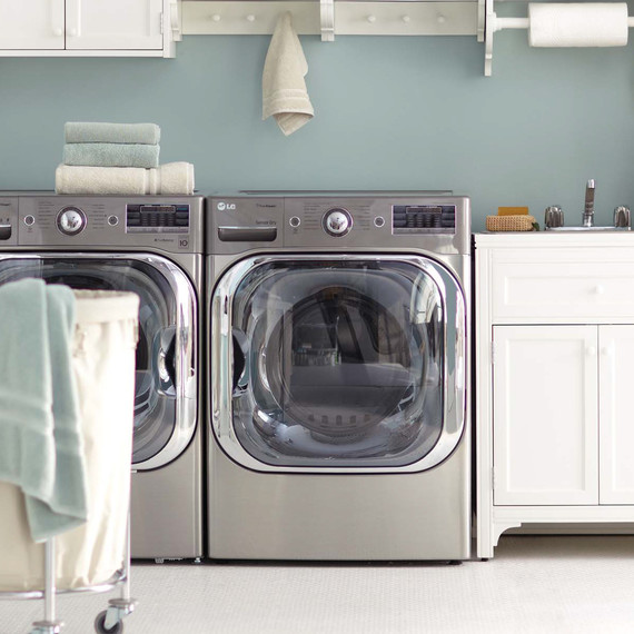 laundry room washer dryer