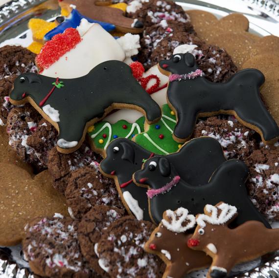 white house obama christmas cookies