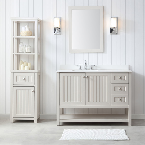Martha stewart bathroom vanities design inspiration create for Martha stewart bathroom designs