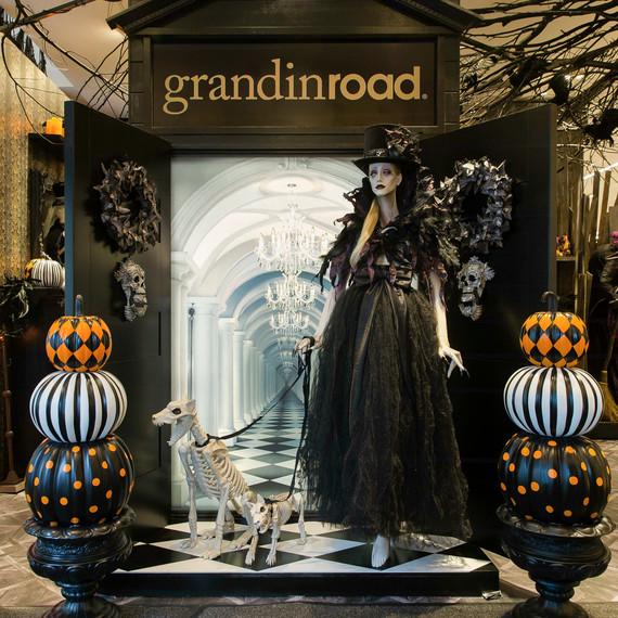 Grenadine Road's Halloween pop-up shop at Macy's in Herald Square