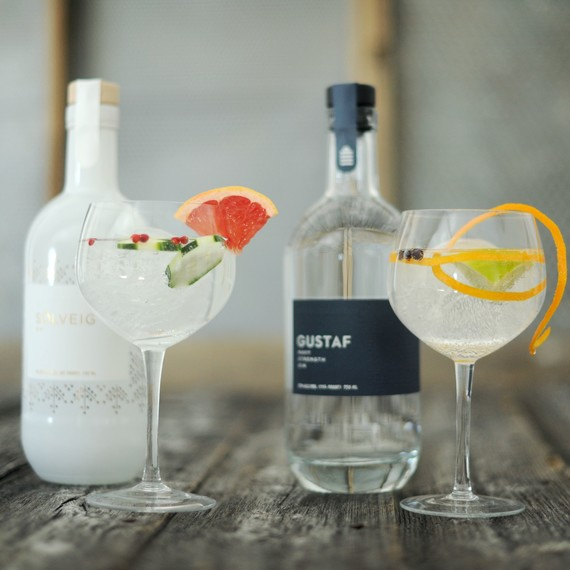 gin and tonics far north