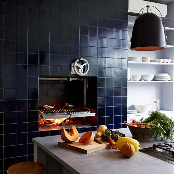 Designer kitchen v big box store kitchen ideas to steal from each martha stewart - Brooklyn kitchen design ...