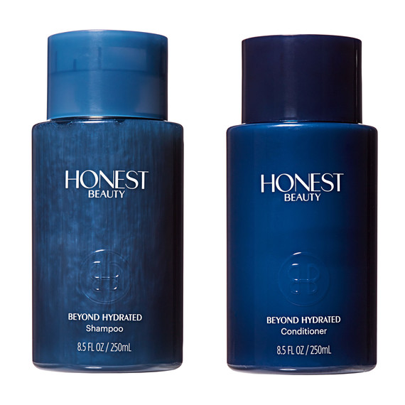 honest beauty shampoo and conditioner