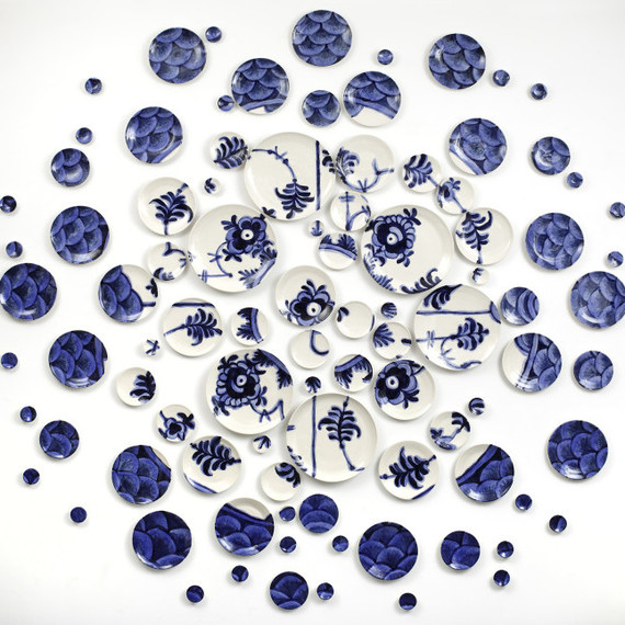 "Molly Hatch ceramics ""After Royal Copenhagen"""