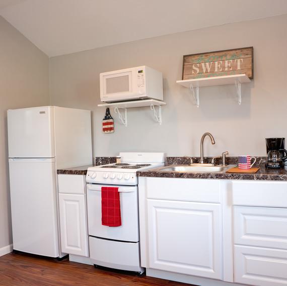 tiny house village veterans kitchen