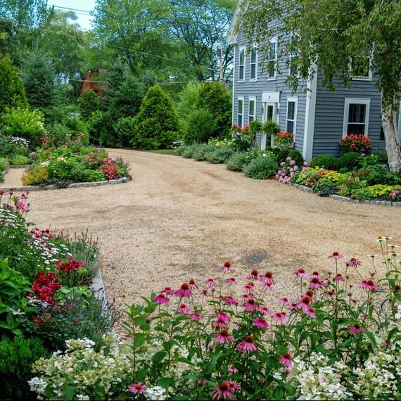 After - Jim's Driveway Garden