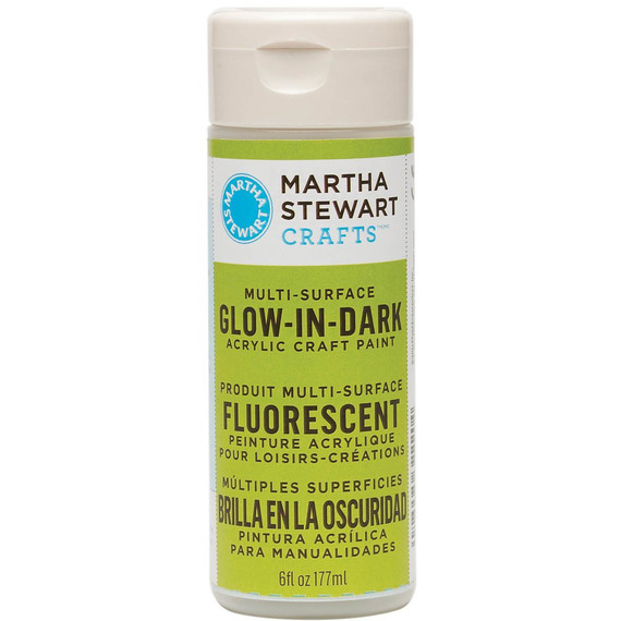 Martha Stewart Crafts Glow in the Dark Paint