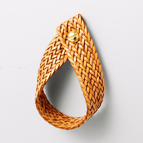 handle upgrade braided leather strap