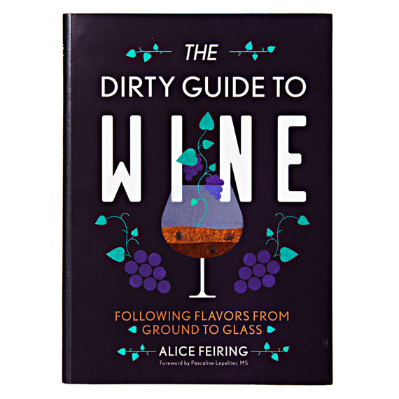 book dirty guide to wine