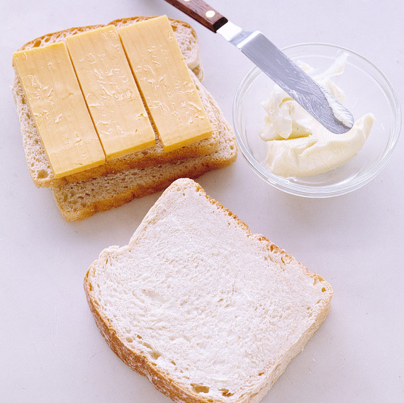 Grilled Cheese How-to