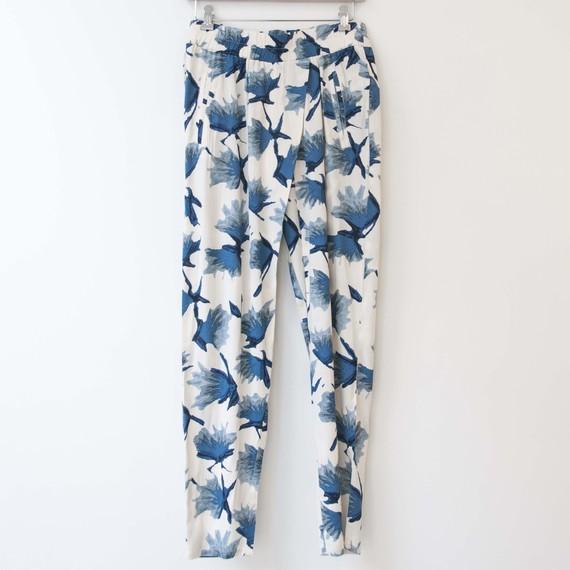 Ganni Blue pants
