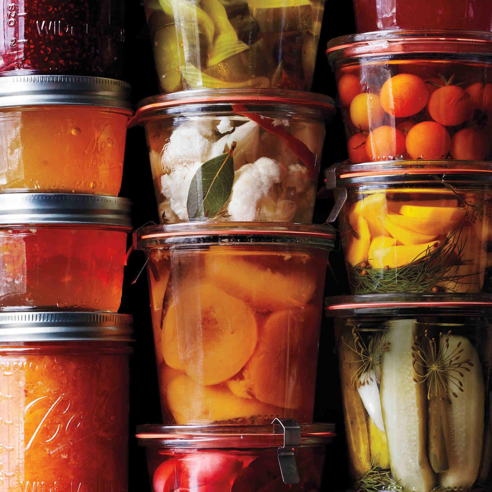 Pickling & Preserving Made Easy