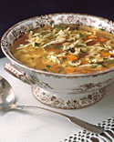 Chicken Soup and Stew Recipes