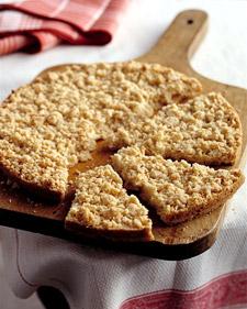 Giant Almond Crumb Cookie Recipe & Video | Martha Stewart