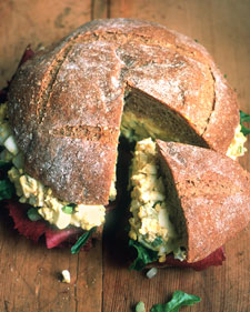 Egg Salad Sandwich Recipe | Martha Stewart