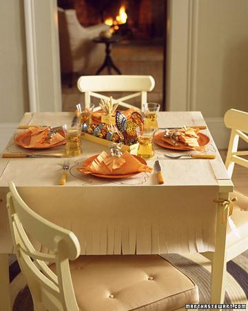 20 Thanksgiving Kids Table Ideas