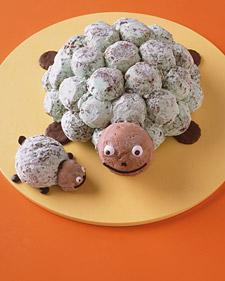 Sea Turtle Ice Cream Cake Recipe — Dishmaps
