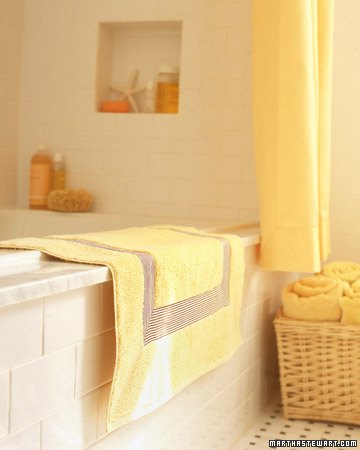 A minute a day for Cleaning bathroom tips
