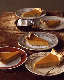 Classic Pumpkin Pie with Betty White