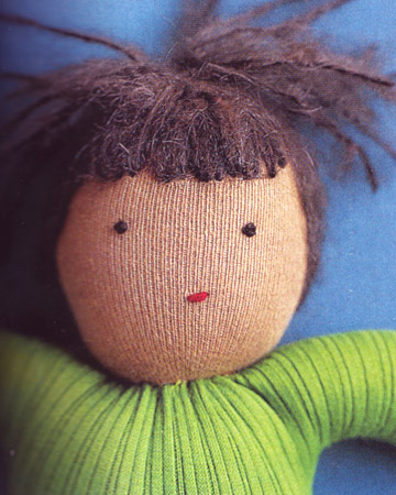 Кукла своими руками на счастье