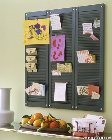 Entryway Organizers by Martha Stewart