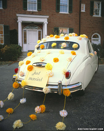 Pom-Pom Car Decoration | Step-by-Step | DIY Craft How To's and