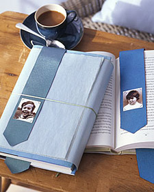 Photo Bookmark by Martha Stewart